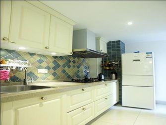 经济型60平米一室两厅地中海风格厨房装修图片大全
