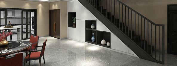 现代简约风格楼梯间装修效果图