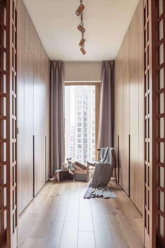 90平米三室三厅宜家风格书房欣赏图