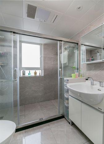110平米三美式风格卫生间设计图