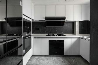 140平米三宜家风格厨房图