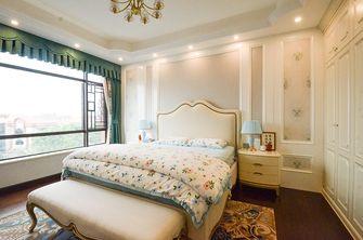 140平米别墅美式风格卧室装修图片大全