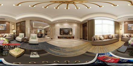 20万以上140平米别墅其他风格客厅欣赏图