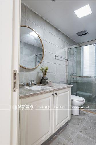 140平米四室两厅美式风格卫生间效果图