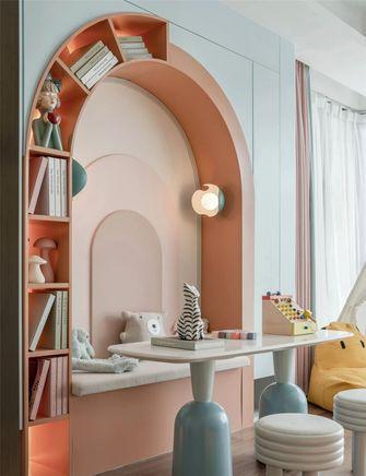 130平米三室两厅现代简约风格儿童房欣赏图