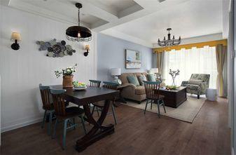 100平米三室两厅宜家风格客厅装修案例