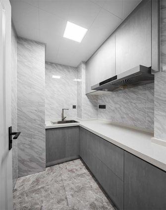 70平米公寓北欧风格厨房欣赏图