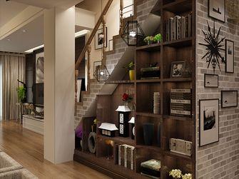 10-15万140平米复式混搭风格楼梯装修图片大全