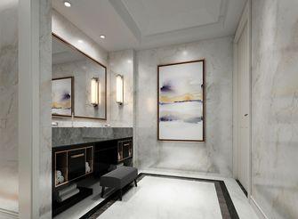 140平米别墅混搭风格卫生间效果图