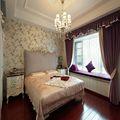 30平米以下超小户型中式风格卧室装修效果图