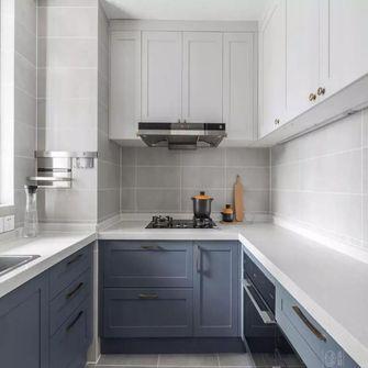 140平米四北欧风格厨房设计图