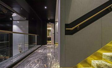 140平米别墅混搭风格楼梯间图片