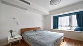 5-10万80平米现代简约风格卧室图