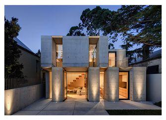 60平米一居室田园风格客厅效果图