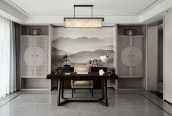 140平米四中式风格书房装修效果图