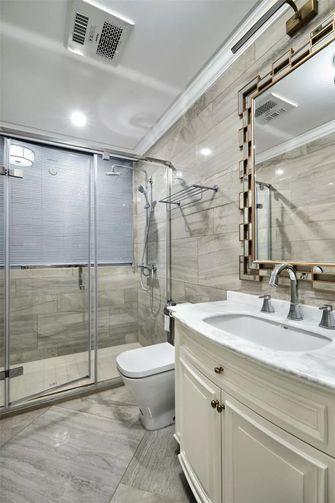 120平米三室两厅欧式风格卫生间装修图片大全