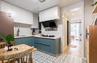 40平米小户型北欧风格厨房装修案例