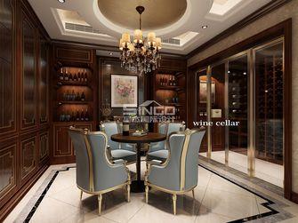 20万以上140平米别墅法式风格储藏室装修效果图