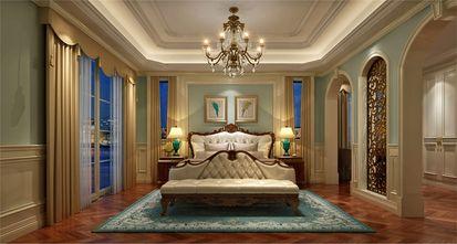 140平米三室三厅法式风格卧室装修案例