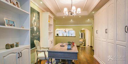 5-10万140平米三室三厅地中海风格餐厅设计图