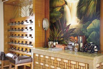120平米别墅东南亚风格储藏室图