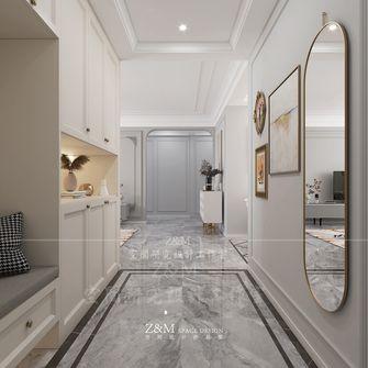 110平米三室两厅法式风格玄关装修效果图