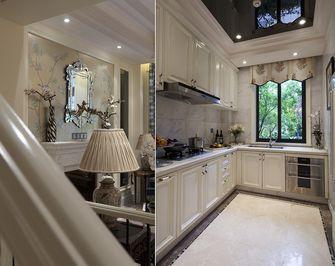 130平米复式法式风格厨房图片