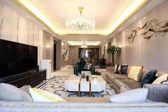 40平米小户型美式风格客厅效果图