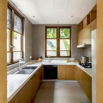 140平米四室四厅东南亚风格厨房图