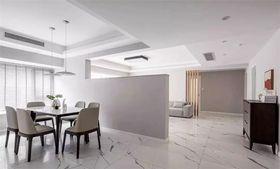 120平米四室兩廳現代簡約風格餐廳圖片大全