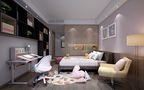 20万以上140平米别墅现代简约风格儿童房家具效果图