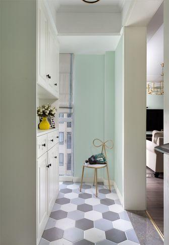 110平米三室两厅美式风格走廊效果图