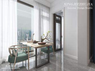 120平米三室两厅其他风格阳台图