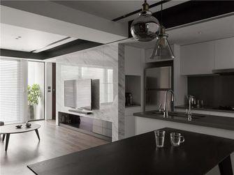 120平米四室一厅现代简约风格厨房效果图