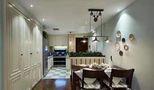 70平米三室两厅美式风格厨房欣赏图