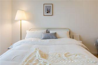 60平米一室一厅日式风格卧室设计图