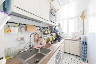60平米田园风格厨房设计图