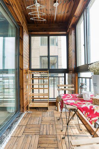 60平米地中海风格阳台欣赏图