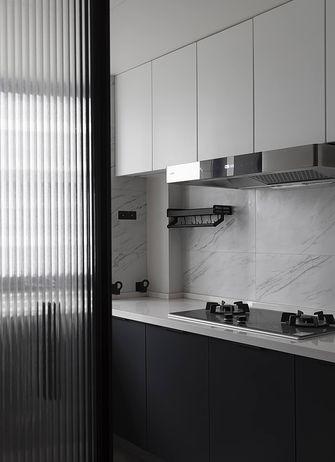 110平米三室三厅混搭风格厨房装修案例