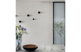 110平米现代简约风格餐厅欣赏图