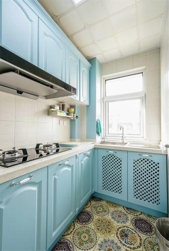 140平米四室两厅地中海风格厨房效果图