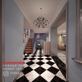 140平米别墅北欧风格走廊设计图