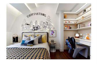 130平米三法式风格儿童房装修图片大全