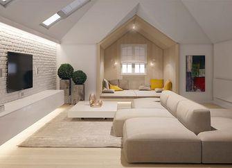 140平米四室两厅北欧风格阁楼图