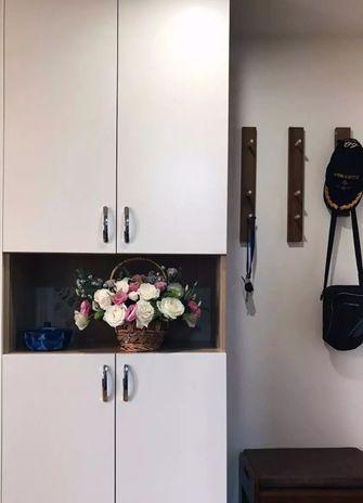 50平米一居室北欧风格玄关欣赏图