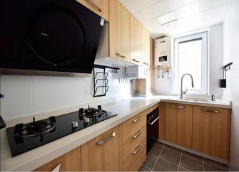 110平米日式风格厨房图片大全