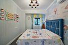 140平米三室一厅法式风格儿童房效果图