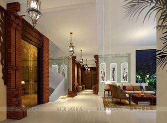 140平米别墅田园风格走廊欣赏图
