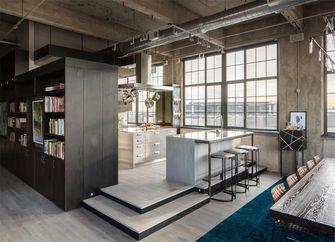 60平米公寓北欧风格餐厅设计图