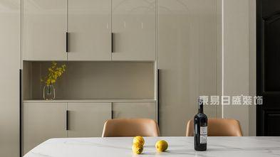 140平米四室两厅美式风格餐厅欣赏图